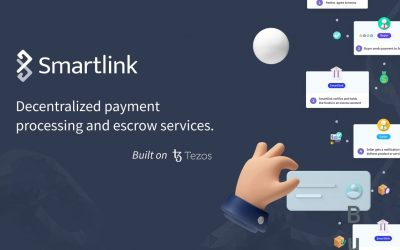Smartlink Decentralizes Escrow On The Tezos Blockchain