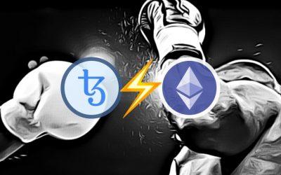 Tezos VS Ethereum: The ultimate comparison