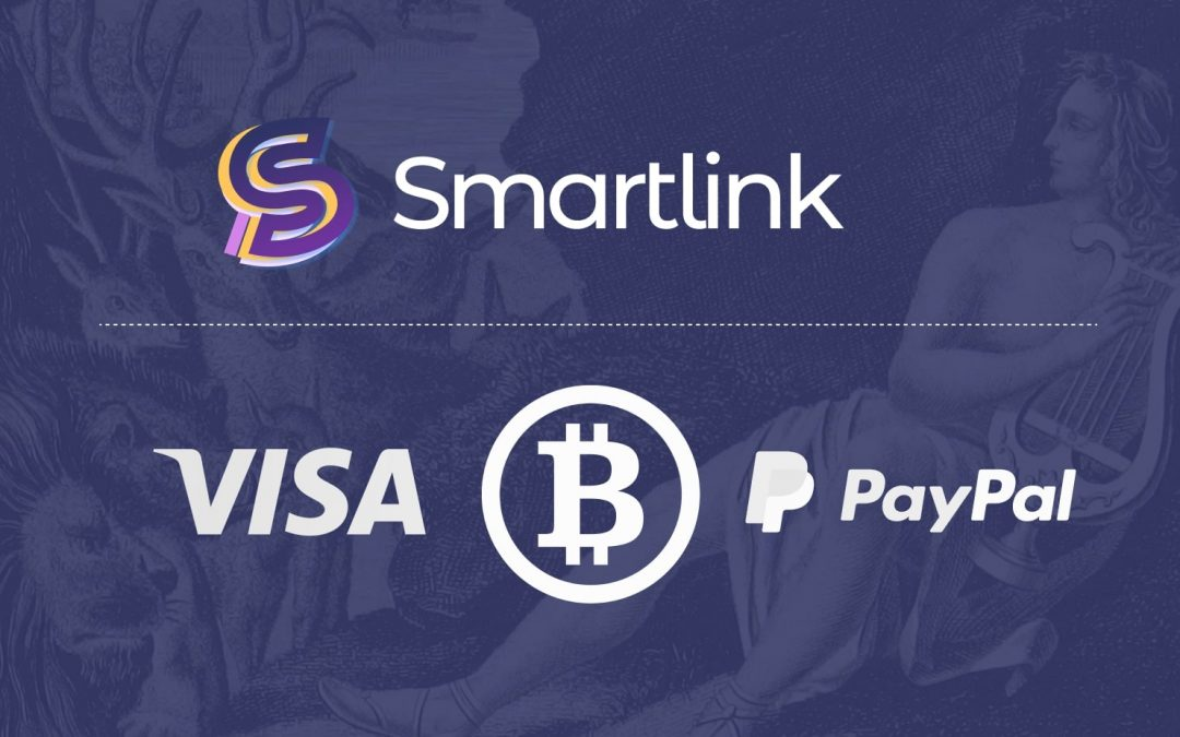 PayPal and Visa Accepting Cryptos isn't innovation. How Smartlink is changing the game.